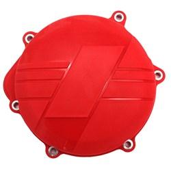 Protetor Da Tampa De Embreagem Crf 450 R 09/16 Vermelho Red Dragon