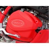 Protetor Da Tampa Do Motor Crf 230 Anker Vermelho