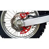 Protetor De Disco De Freio Traseiro Crf 250 F Polido