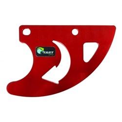 Protetor De Disco Traseiro Crf 250 / 450 Start Vermelho