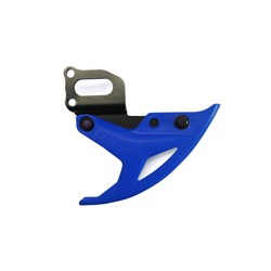 Protetor De Disco Traseiro Crf 250f Biker Azul