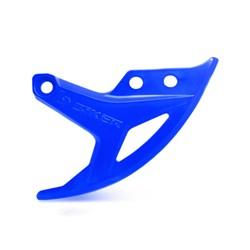 Protetor De Disco Traseiro Kxf 250/450 Biker Azul