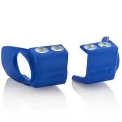 Protetor De Eixo De Roda Dianteiro Yamaha Acerbis Azul