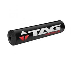 Protetor de Guidão Bullet Tag Cross Bar Preto