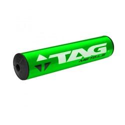 Protetor de Guidão Bullet Tag Cross Bar Verde