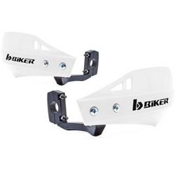Protetor De Mão Biker MX1 Branco
