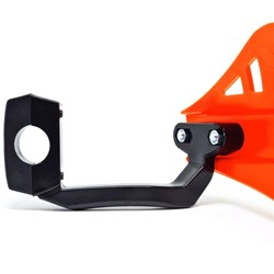 Protetor De Mão Biker MX1 Laranja Fluor