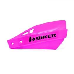 Protetor De Mão Biker MX1 Rosa Fluor