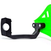 Protetor De Mão Biker MX1 Verde Fluor
