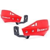 Protetor De Mão Biker MX1 Vermelho