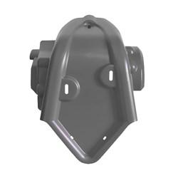 Protetor De Motor Crf 230 Biker Cinza