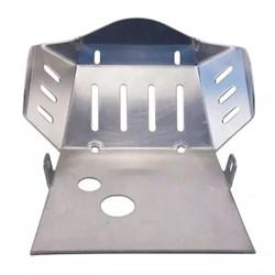 Protetor De Motor Xre 300 X-cell Prata