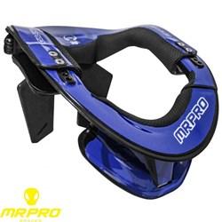 Protetor de Pescoço MRPRO Neck Brace Azul
