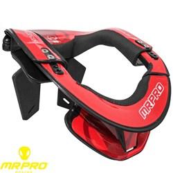 Protetor de Pescoço MRPRO Neck Brace Vermelho