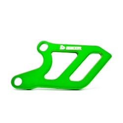 Protetor de Pinhão BIKER KXF 450 2008 a 2015 Verde