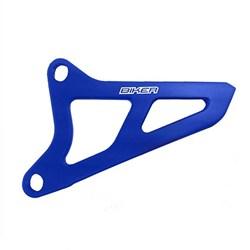 Protetor de Pinhão BIKER YZF 250 2001 a 2013 Azul