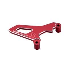 Protetor De Pinhão Crf 450 R 03/08 Crf 450 X Vermelho Gaia Vermelho