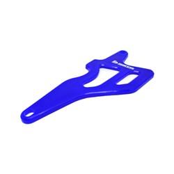 Protetor De Pinhão Ttr 230 Azul Biker