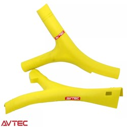 Protetor de Quadro Avtec CRF 230 Amarelo