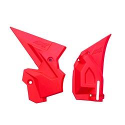 Protetor de Quadro Crf 250f Amx Vermelho