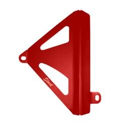 Protetor De Radiador Crf 250r 10 a 13 Mx Start Racing Vermelho