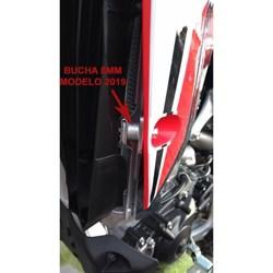 Protetor De Radiador Crf 450r 17 a 19 MX Start Racing Vermelho