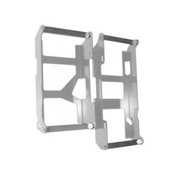 Protetor De Radiador Envolvente Klx 450 Polido