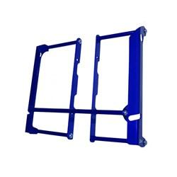 Protetor De Radiador Envolvente Wrf 250 07 A 09 Start Azul