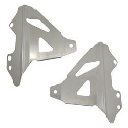 Protetor De Radiador Lateral MX Crf 450 02/04 Polido