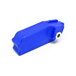 Protetor Eixo De Câmbio Crf 230 Biker Azul