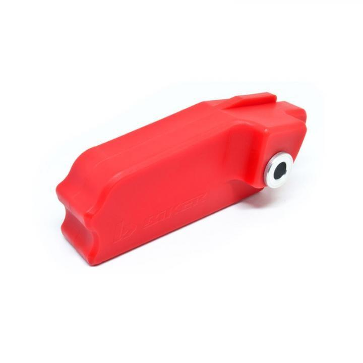Protetor Eixo De Câmbio Crf 230 Biker Vermelho