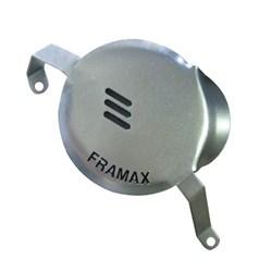 Protetor Tampa De Embreagem Crf 230 Framax Polido