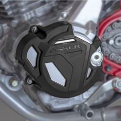 Protetor Tampa do Motor Crf 250f Anker Preto