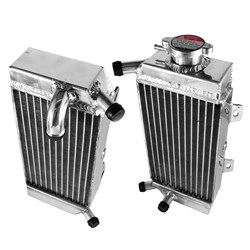 Radiador Crf 250 R 04/09 Crf 250 X Power Mx