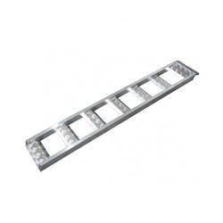 Rampa De Aluminio 1,5 Mts Start