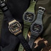 Relogio G-shock Dw-5610sus-5dr Military Digital