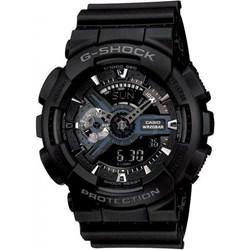 Relogio G-shock Ga-110-1bdr Preto Anadigi