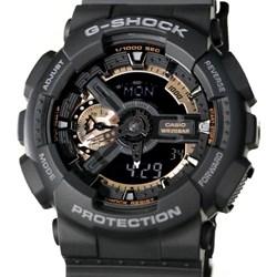 Relogio G-shock Ga-110rg-1adr Preto Anadigi