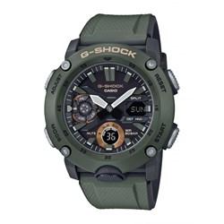 Relogio G-shock Ga-2000-3adr Verde Anadigi