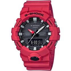 Relogio G-shock Ga-800-4adr Vermelho Anadigi