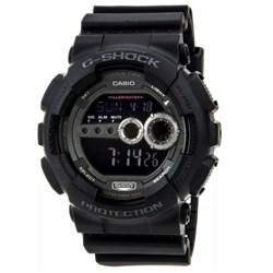 Relogio G-shock Gd-100-1adr Preto Digital