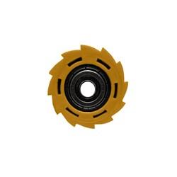 Roldana Tensor Avtec Universal Amarelo
