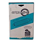 Sanfona De Bengala 24 Dentes Circuit Crf 230 Laranja