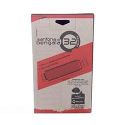 Sanfona De Bengala 32 Dentes Extra G Circuit Vermelho
